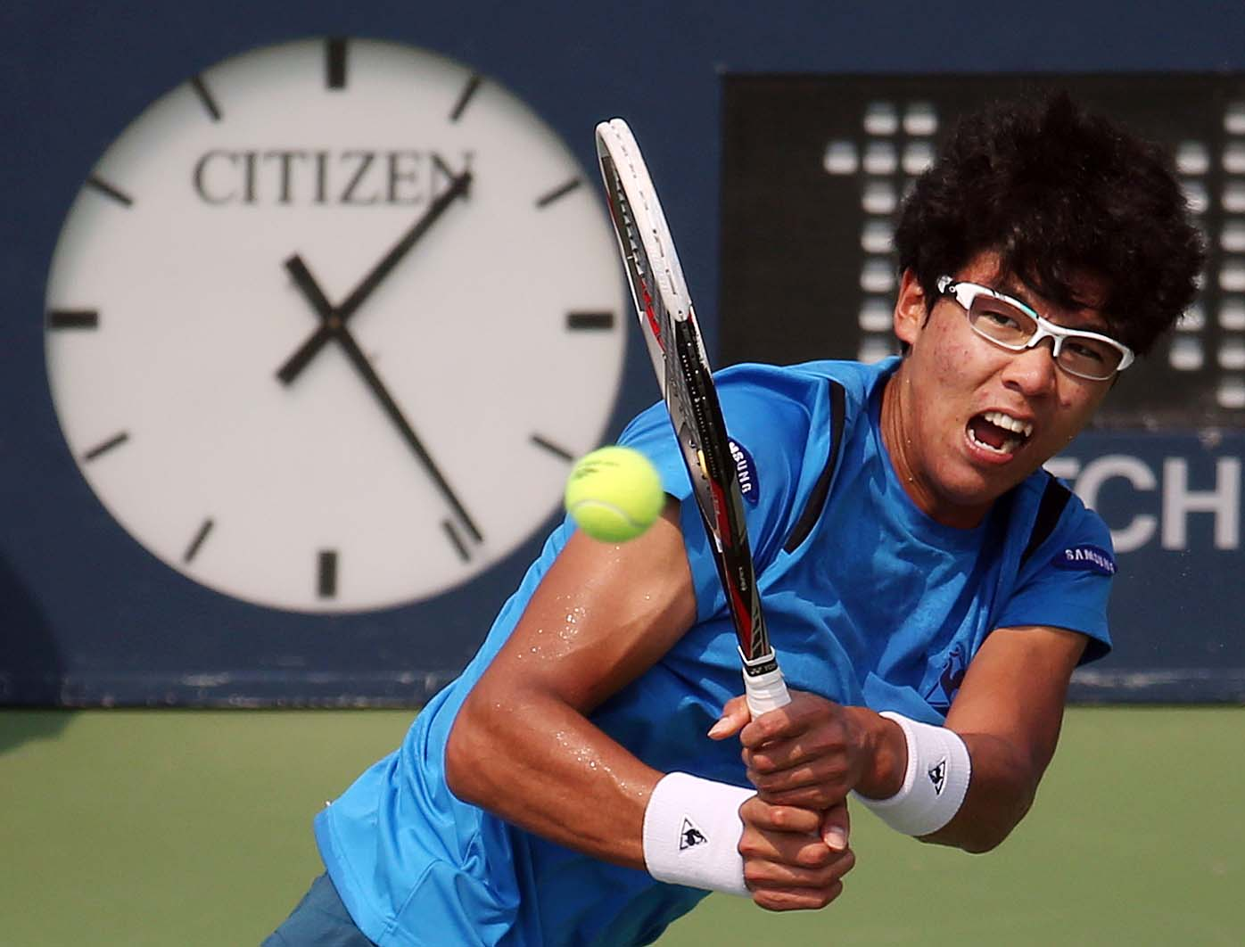 chung tennis