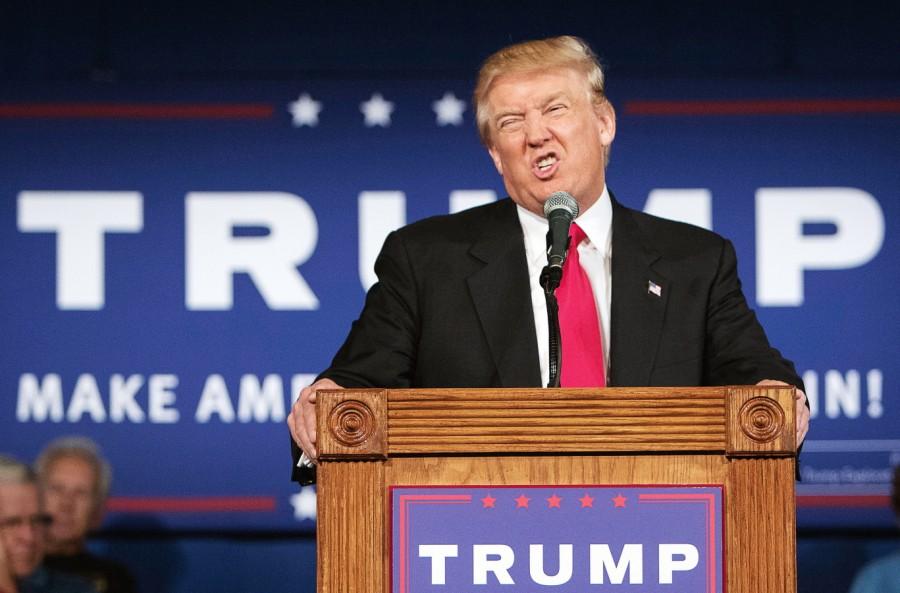 Donald Trump (AP Photo/Stephen B. Morton)
