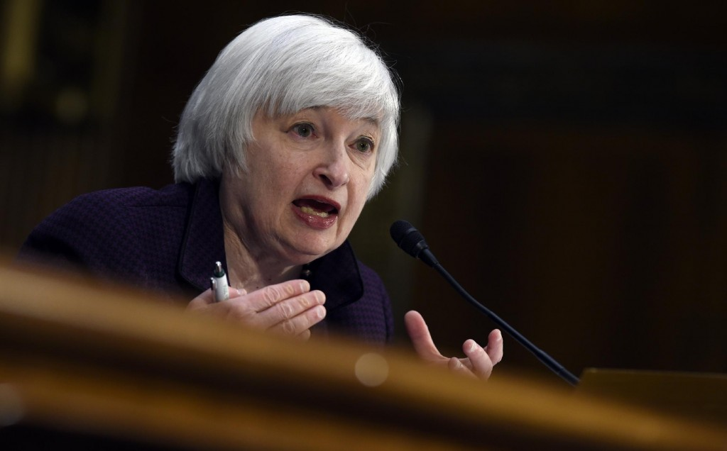 Federal Reserve Board Chair Janet Yellen (AP Photo/Susan Walsh)