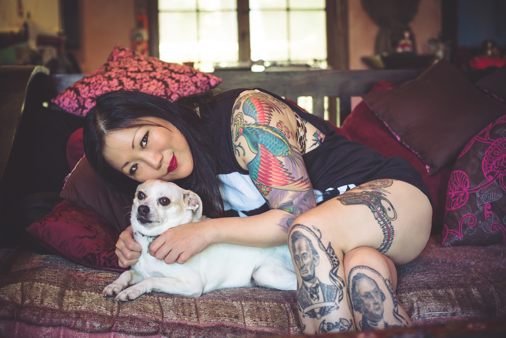 Margaret Cho (Mary Taylor/Ken Phillips Group)
