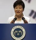 South Korean President Park Geun-hye (AP Photo/Ahn Young-joon)