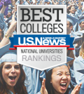 college rankings, US news