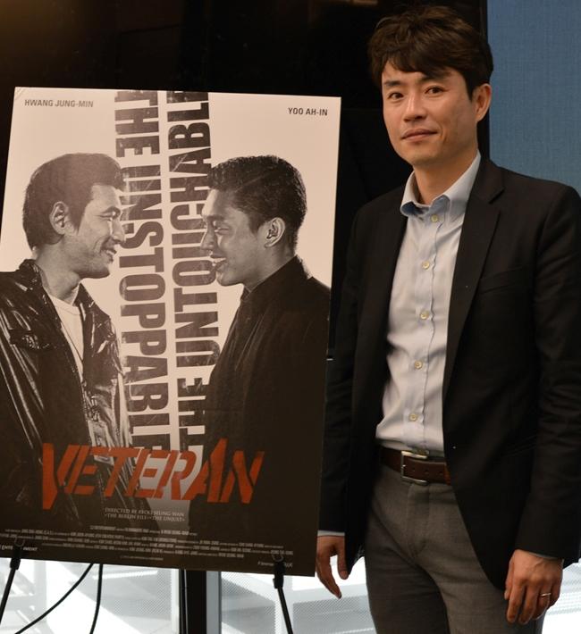 Director Ryoo Seung-wan (Tae Hong/Korea Times)