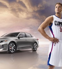 Kia and Blake Griffin have teamed up to make some of the most popular commercials. (Courtesy of Kia Motors America)