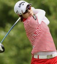 Ji Eun-hee of South Korea (AP Photo/Lai Seng Sin)