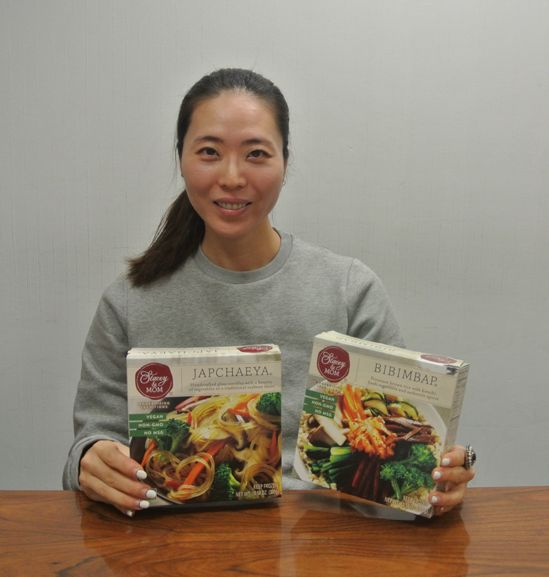 Mindful Foods Corp. CEO Stacey Rhee
