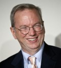 Executive Chairman of Alphabet, Google's holding company, Eric Schmidt (AP Photo/Daniel Ochoa de Olza)