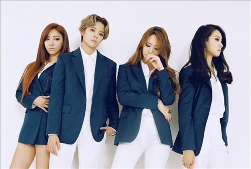 South Korean girl group f(x) (Yonhap)