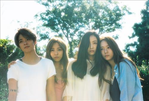 South Korean girl group f(x) (Photo courtesy of S.M. Entertainment) (Yonhap)