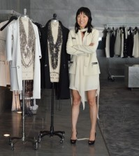 Thomas Wylde Creative Director Jene Park (Tae Hong/Korea Times)