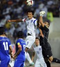 Mideast Kuwait South Korea WCUP Soccer