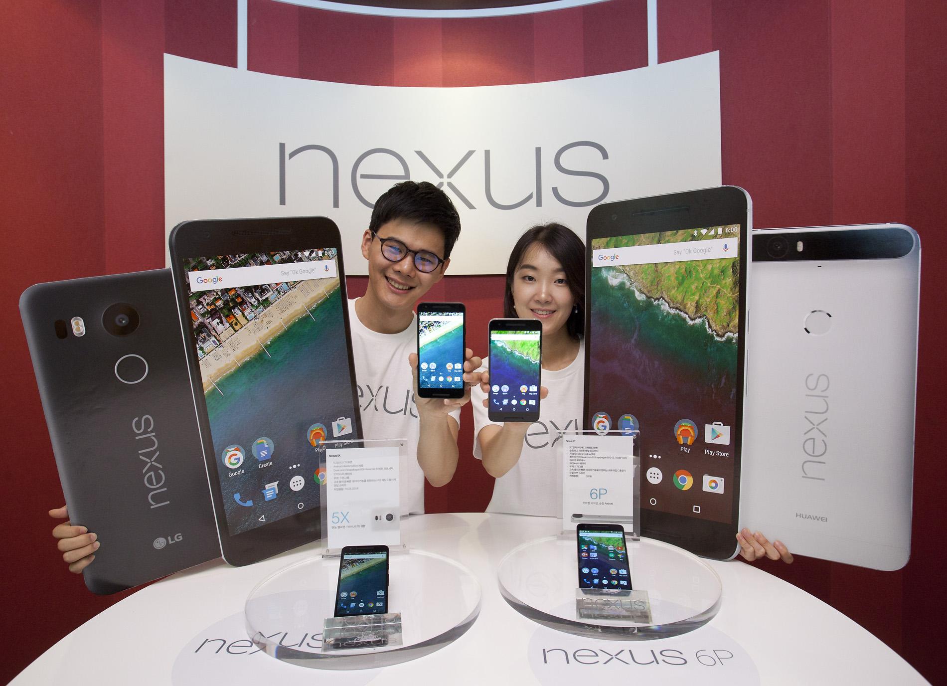 Google unveils new Nexus phones in Seoul | The Korea Times