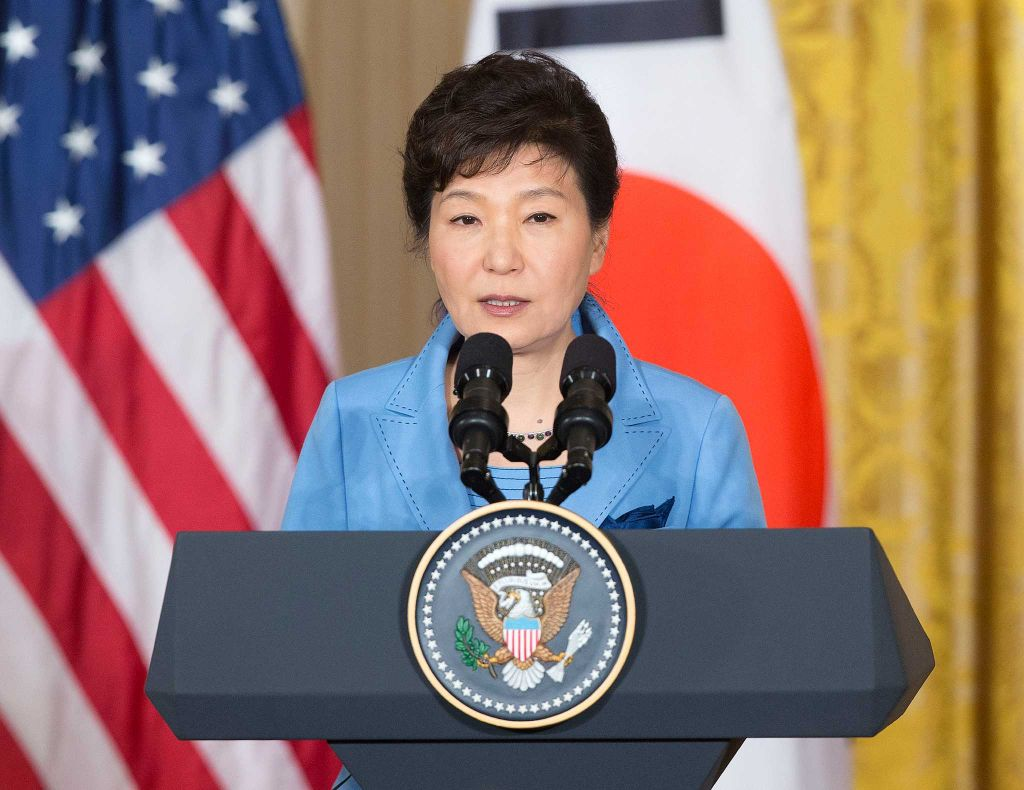 Park Geun-hye These Are The 15 Female leaders Of The World