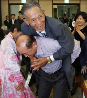 More laughter than tears for Korean families at cross-border reunions – The Korea Times