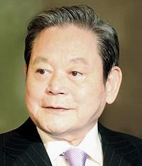 Lee Kun-hee Samsung Electronics Chairman