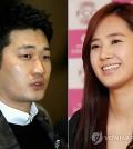 Oh Seung-hwan, Yuri (Yonhap)