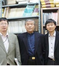 Left to right: Im In-taek, Kim Jae-yool, Joo Kyung-kwang (Photo courtesy of Chonnam National University)