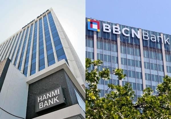 Hanmi, BBCN, bank
