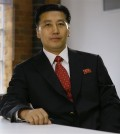 "Senior North Korean Foreign Ministry official Jong Tong Hak poses before an interview with APTN in London, Tuesday, Nov. 3, 2015. North Korea says the United States needs to end its ""nuclear blackmail"" and respond to Pyongyang's recent diplomatic overture to formally end the decades-old Korean conflict. Fighting ended in 1953 without a peace treaty, leaving North and South Korea still technically still at war. (AP Photo/Kirsty Wigglesworth)"