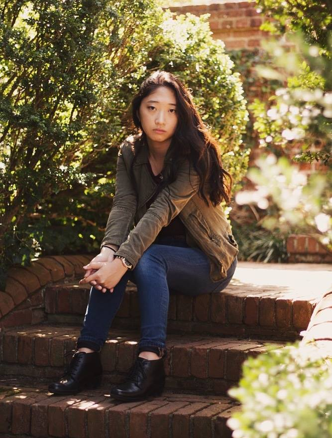 Anna Yang is a pre-med/business major at the University of Maryland. (Photo courtesy of Anna Yang)