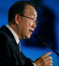 United Nations Secretary-General Ban Ki-moon (AP Photo/Francisco Seco)
