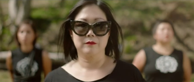 """Margaret Cho in """"I Want To Kill My Rapist"""" (screen capture)"""