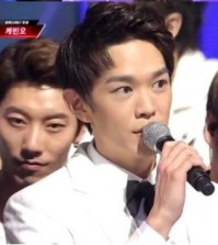 "Kevin Oh wins ""Superstar K7"" (Screen capture)"