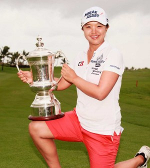 Kim Sei-young closes out Blue Bay LPGA for 3rd victory – The Korea Times