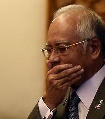 Najib Razak (Yonhap)