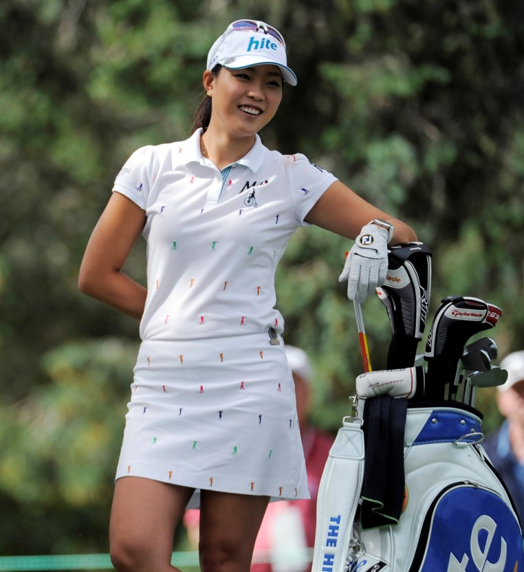 2011 LPGA Rookie Of The Year Retires