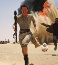 "Scene from ""Episode VII: The Force Awakens"" (Screenshot)"