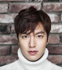 "Lee Min-ho's ""The Day"""