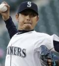 Hisashi Iwakuma (Korea Times file)