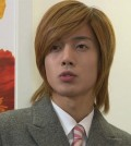 "Kim Hyun-joong from KBS TV drama ""Boys over Flower"" (2009) (YouTube screen capture)"