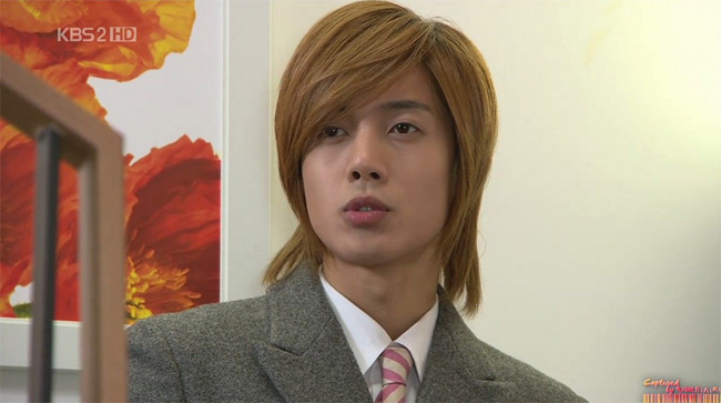 Kim Hyun Joong From KBS TV Drama Boys Over Flower 2009