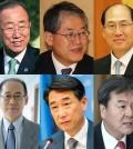 Koreans in UN, UN