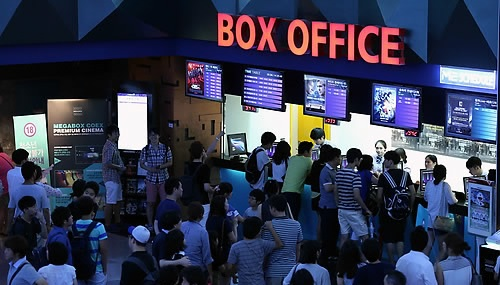 The number of movie-goers has risen every year since 2011. (Yonhap)