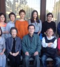 Members of the Korean American community fine arts association in Orange County