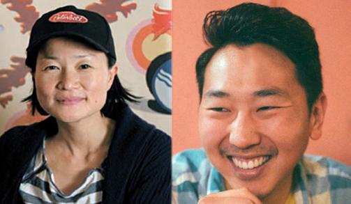 Directors Kim So-young, Andrew Ahn