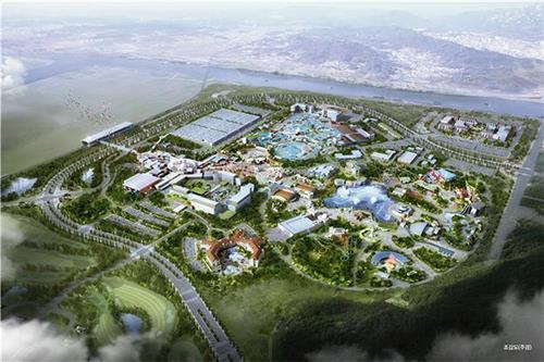 Korea Revives Universal Studios Theme Park Project The