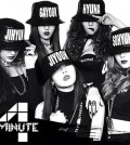 K-pop girl group 4minute