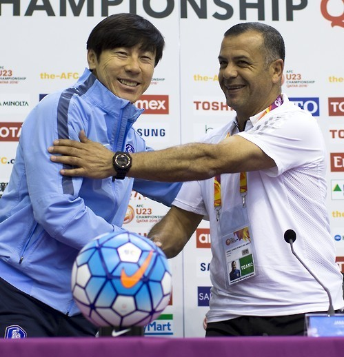 S  Korea coach calls out Jordan for playing 'bed football