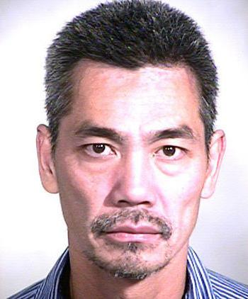 Bac Duong, 43, surrendered to Santa Ana police on Friday after escaping from an Orange County jailhouse. (Orange County Sheriff's Department)