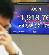 Kospi, stocks