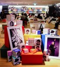 """SUM,"" a celebrity shop in SMTOWN@coexartium in Samseong-dong, southern Seoul, sells souvenirs and fashion items that SM artists have designed or recommended. (Courtesy of SM Entertainment)"