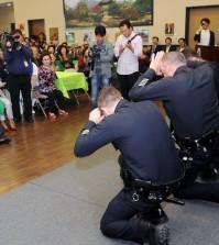 LAPD, sebae