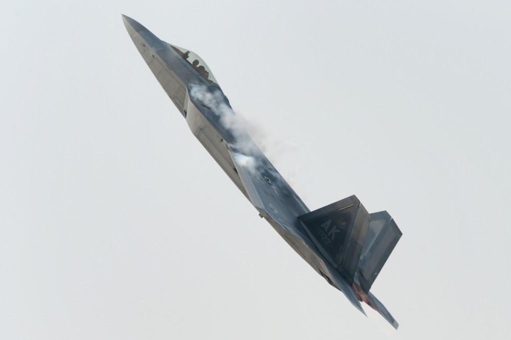 F-22 (Newsis)