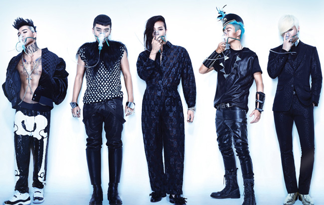 Big Bang (Courtesy of YG Entertainment)
