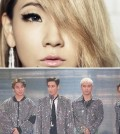 Time 100, 2NE1, CL, BigBang