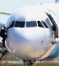 Cyprus Hijacked Plane, Egypt